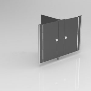 Wandsystemen | Cabines | SoftClose Junior Hoog/Laag