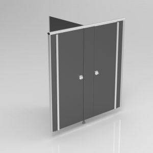Wandsystemen | Cabines | VV Staand